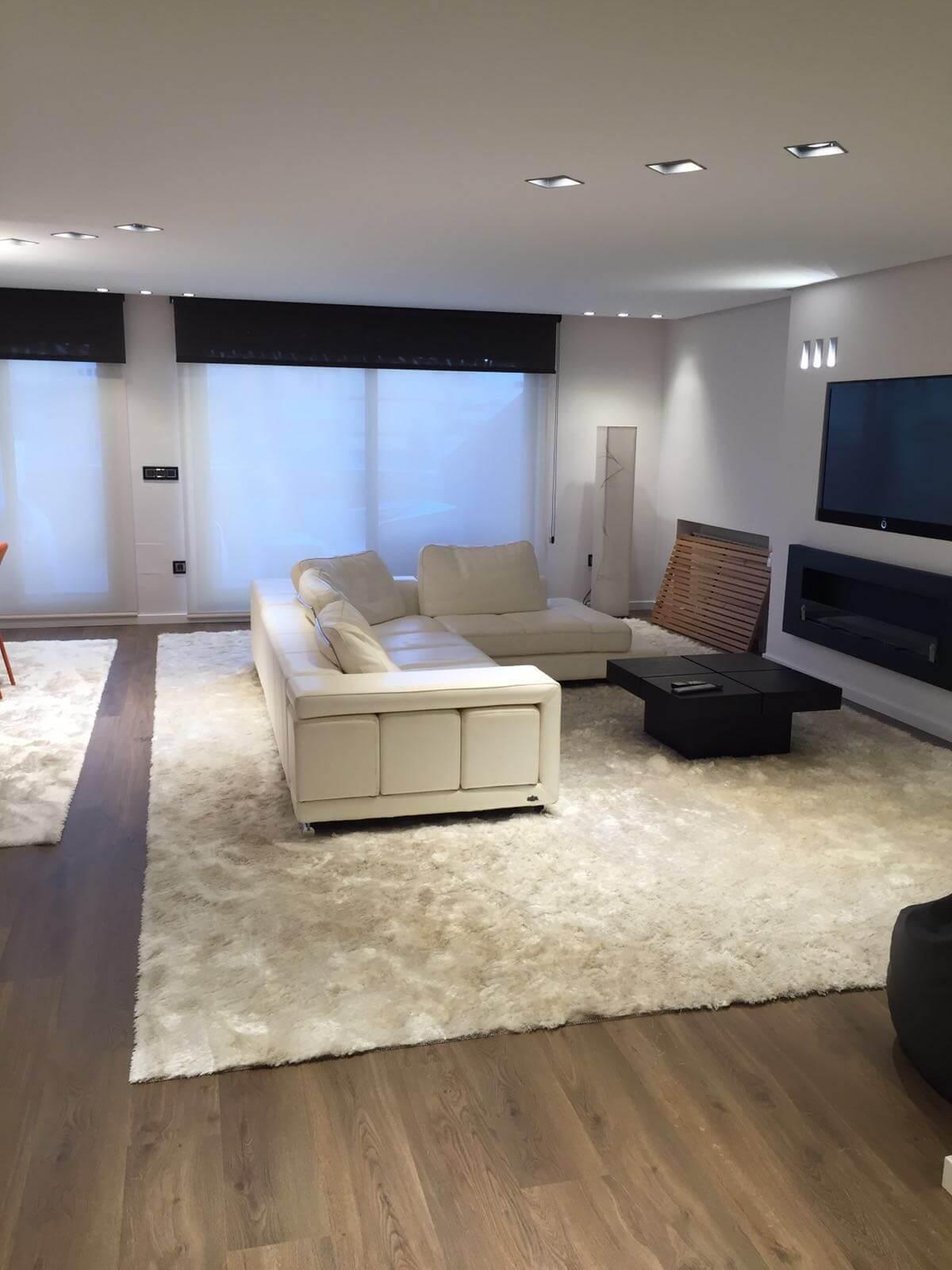 Sofa de cuero blanco en le n limpieza tapicerias leon - Sofas de ocasion ...